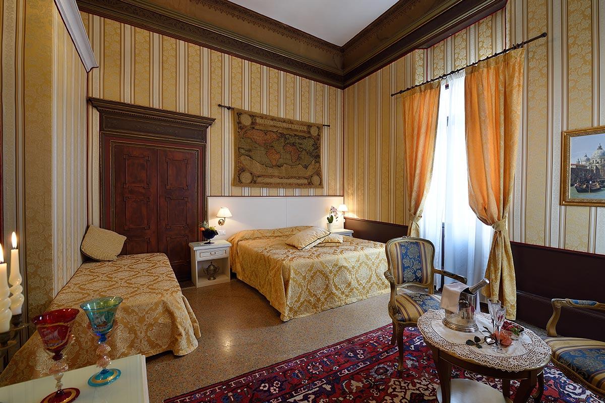 Junior Suite Venice | Hotel Corte dei Greci