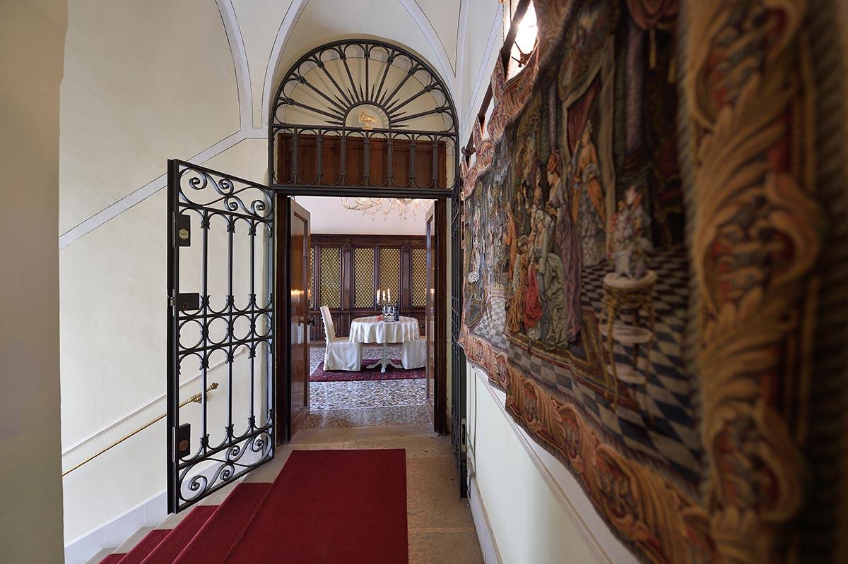 Piano Nobile Corte dei Greci Venice